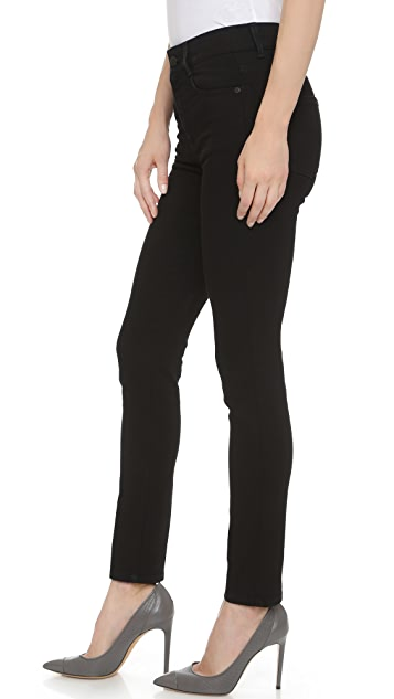 Stella McCartney The High Waisted Skinny Jeans