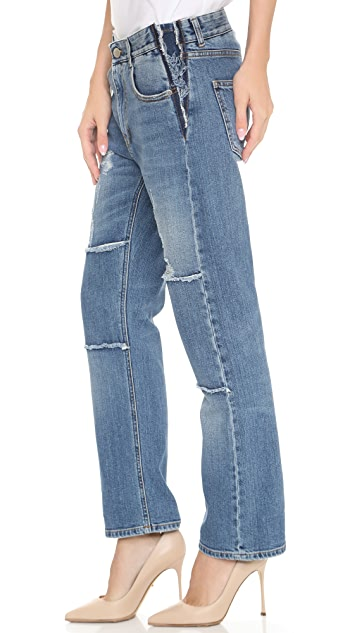 Stella McCartney The Kimmie Jeans