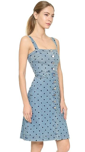 Stella McCartney Платье Linda из денима