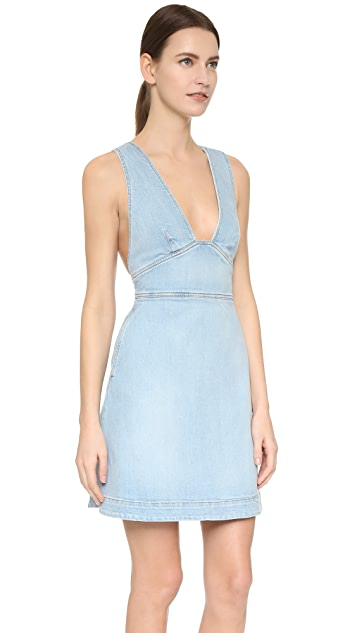 Stella McCartney Anne Denim Dress