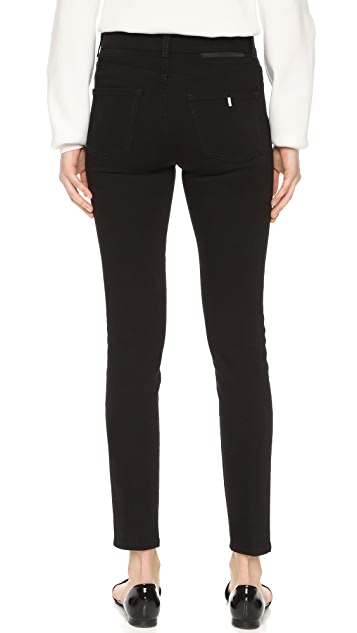 Stella McCartney High Waisted Skinny Jeans
