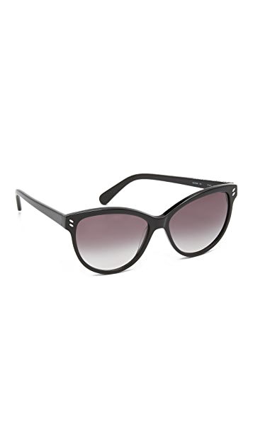 e6bdfca4d8 Stella McCartney Classic Cat Eye Sunglasses