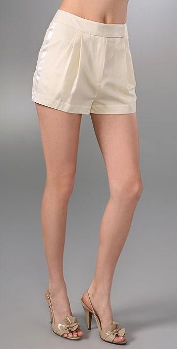 Sue Stemp Peg Top Shorts