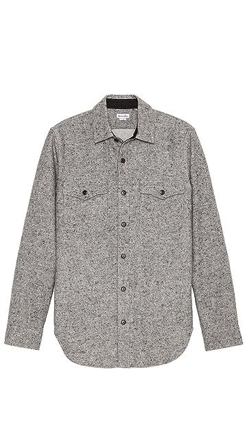 Steven Alan Flannel CPO Shirt Jacket