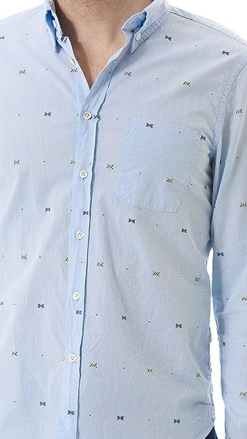 Steven Alan Chambray Sport Shirt