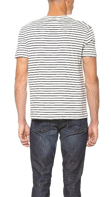 Steven Alan Classic Pocket T-Shirt