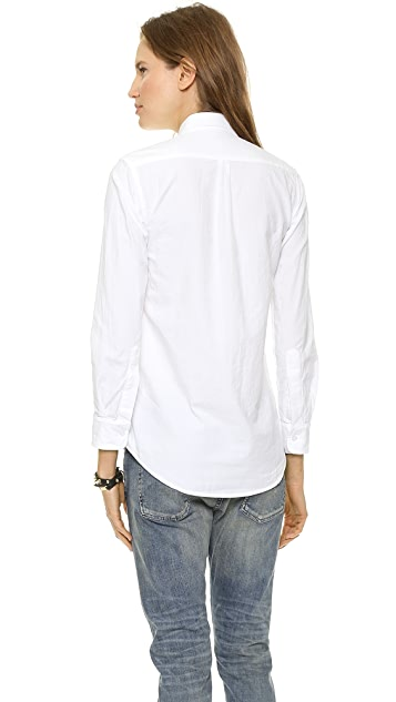 Steven Alan Untwisted Boyfriend Shirt