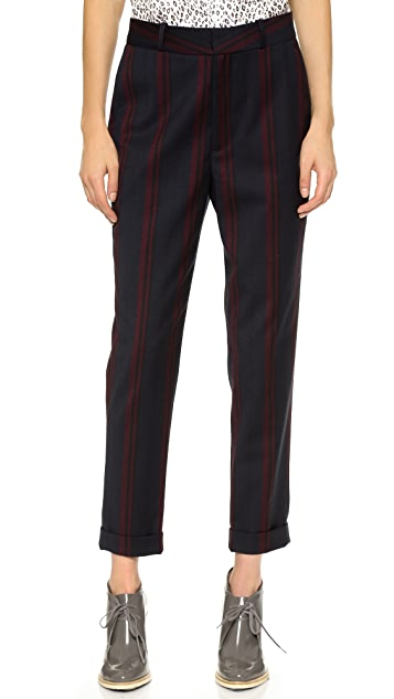 Steven Alan Relaxed Trousers