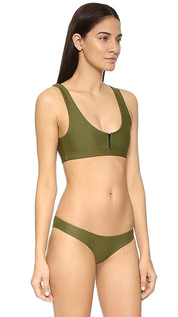 Stone Fox Swim Zoey Bikini Top