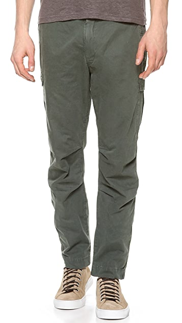 Stone Island Tapered Fit Cargo Pants