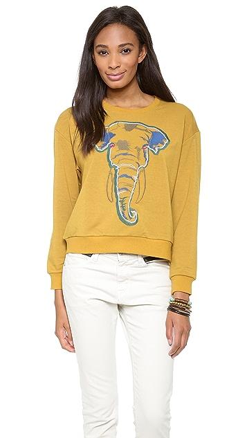 Stripe by N Elephant Sweatshirt