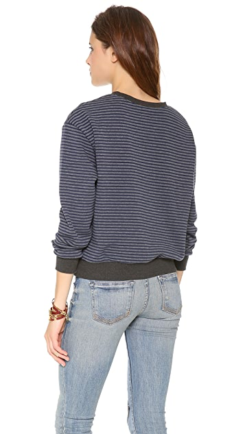 Stripe by N Circus Sweatshirt