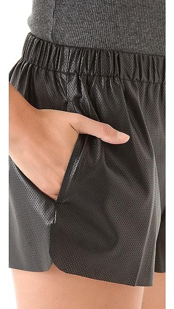 STYLESTALKER Serge Shorts
