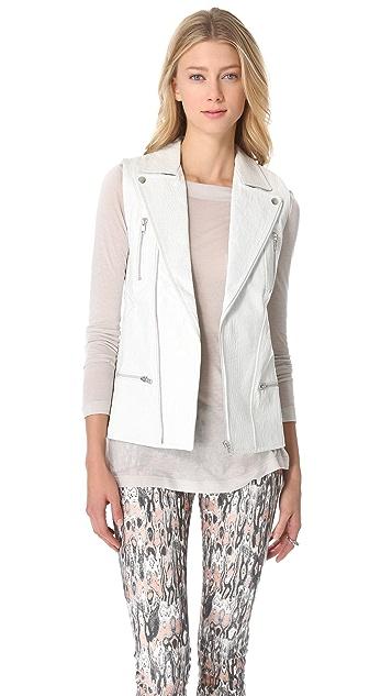 STYLESTALKER Mod Leather Vest
