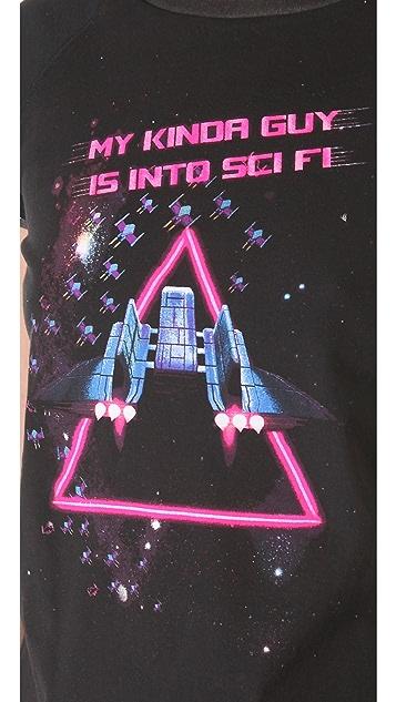 STYLESTALKER Sci Fi Guy Tee