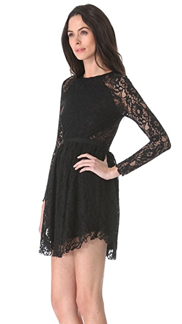 STYLESTALKER Vortex Dress