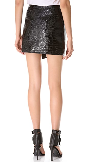 STYLESTALKER The Play Maker Skirt