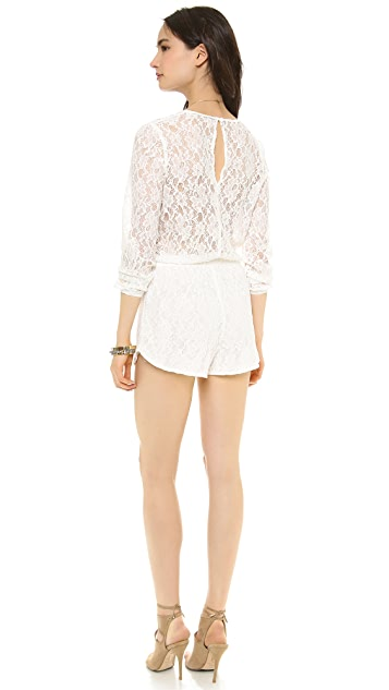 STYLESTALKER On the Road Romper