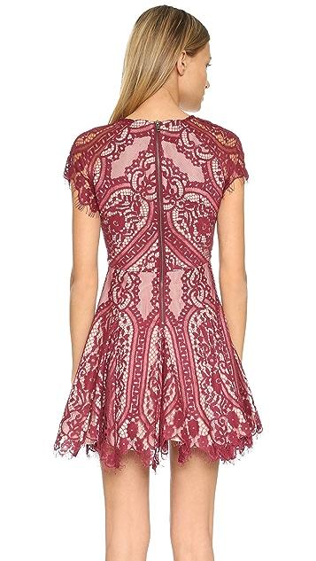 STYLESTALKER Vivid Circle Dress