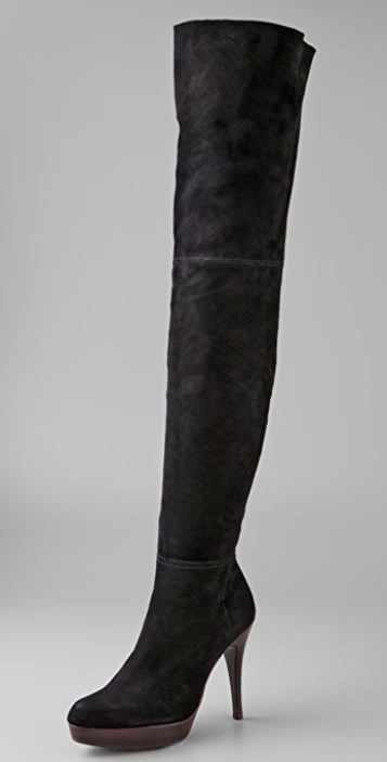 Stuart Weitzman Hiho Over-The-Knee Boots very cheap online free shipping explore for sale online eInH6ipfA