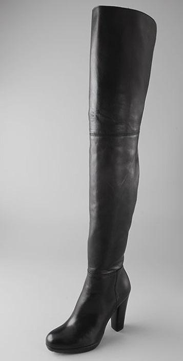 Stuart Weitzman Bootleg Over the Knee Boots