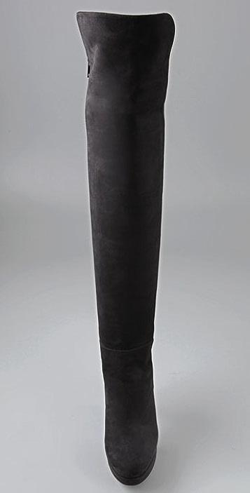 Stuart Weitzman Vigor Bold High Heel Over the Knee Boots