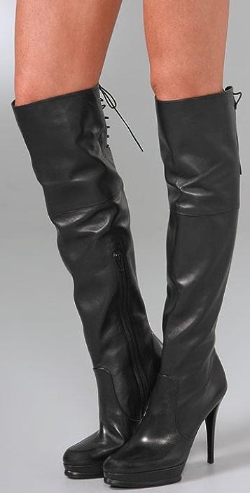 Stuart Weitzman Wayup Over the Knee Boots