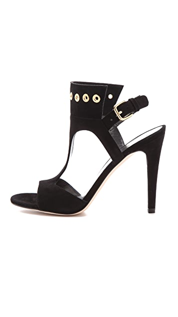 Stuart Weitzman French Cuff Sandals