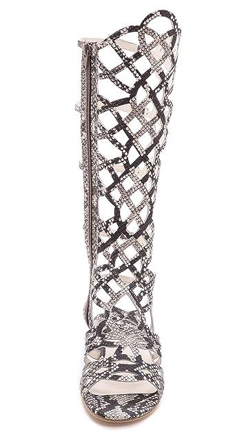 Stuart Weitzman Aphrodite Gladiator Sandals