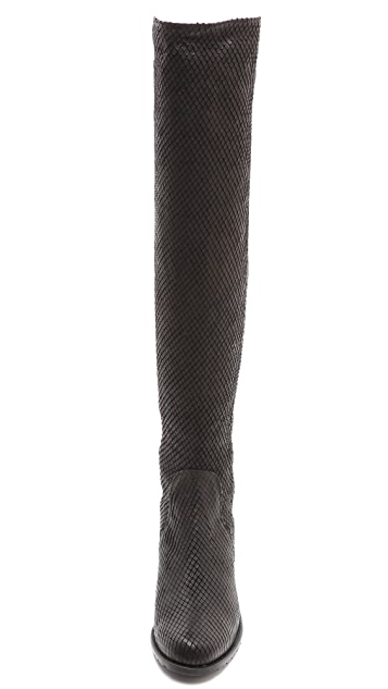 Stuart Weitzman Reserve Stretch Boots