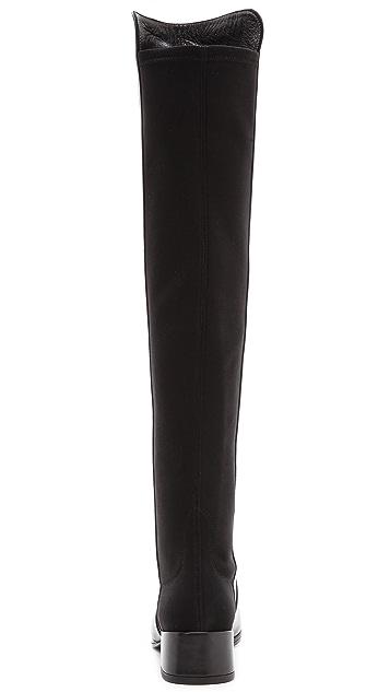 Stuart Weitzman Fifo Stretch Boots