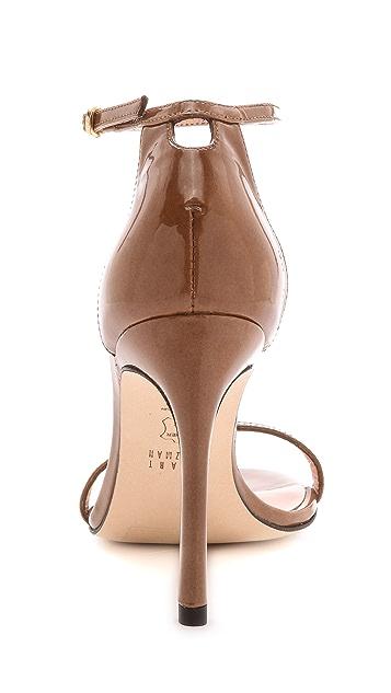 Stuart Weitzman Nudistsong 90mm Sandals