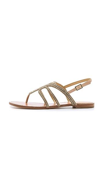 Stuart Weitzman Thongshow Sandals