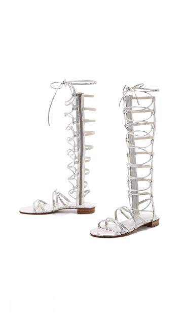 Stuart Weitzman Sparta Sandals