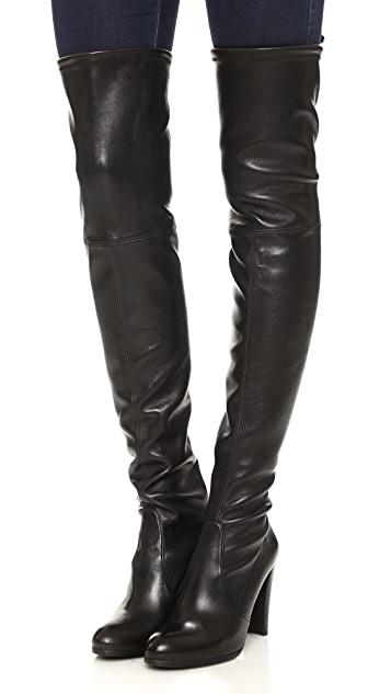 Stuart Weitzman Highland Over the Knee Boots