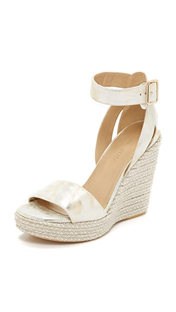 a172747635 Stuart Weitzman Mostly Wedge Sandals | SHOPBOP