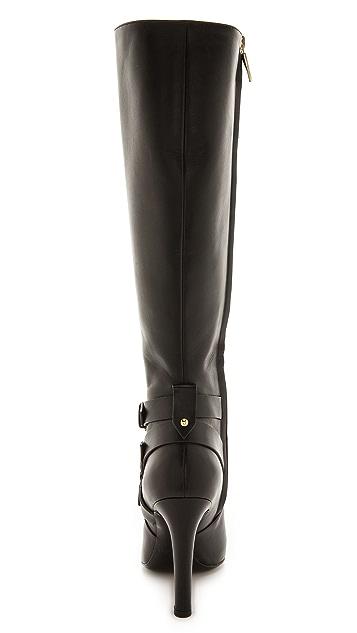Studio Pollini Wrap Strap Boots