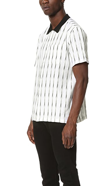 Stussy Arrow Ikat Shirt