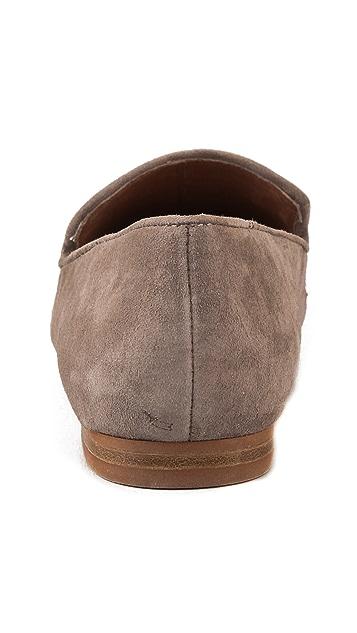 Steven Melter Studded Toe Flats