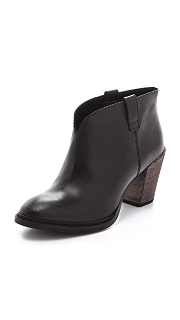 Steven Friisky Ankle Booties