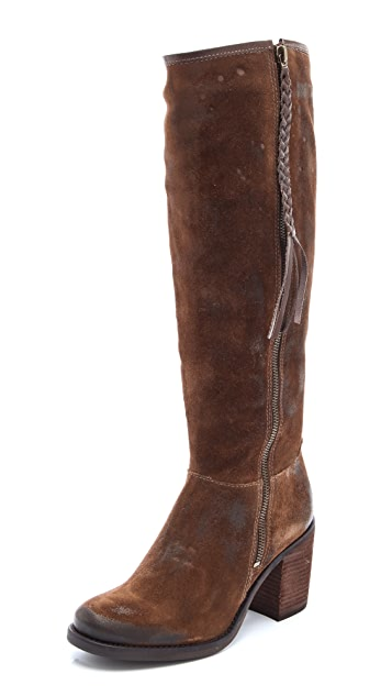 Steven Wishfil Knee High Boots
