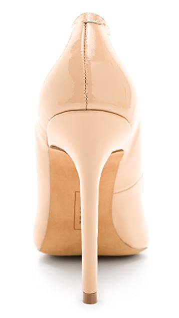 Steven Loulu Point Toe Pumps