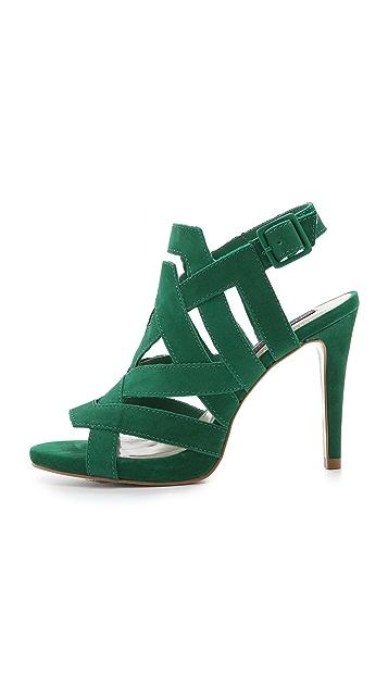Steven Jesssy Strappy Sandals