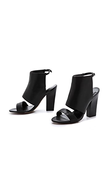 Steven Citty Cuffed Sandals