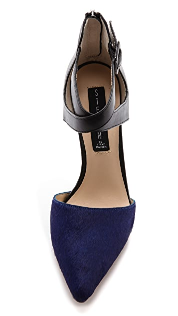 Steven Alicia Haircalf Pumps