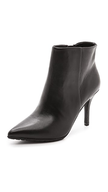 Steven Splendr Pointed Toe Booties
