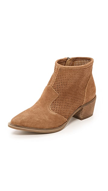 Steven Daly Western Booties