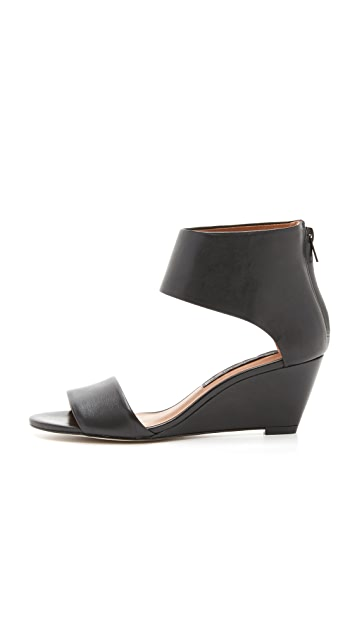Steven Laynna Wedge Sandals