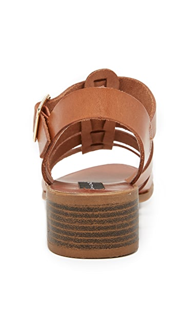 Steven Aminah Flat Sandals