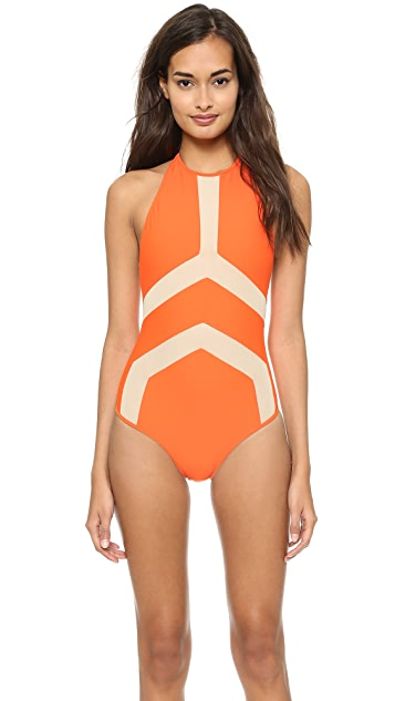 Suboo Halter One Piece Swimsuit